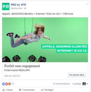 FB sponso